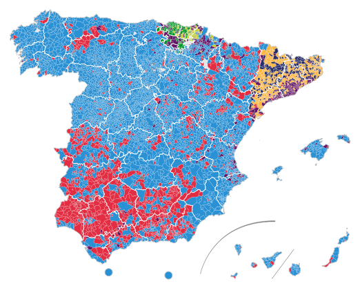 Political paties in Spain