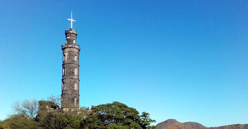 El monumento a Nelson