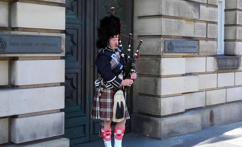 Tribunal del Sheriff en Edimburgo