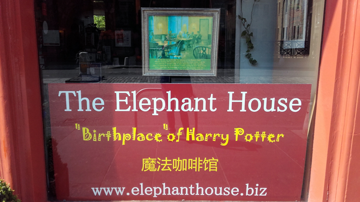 Edinburgh - The Elephant's House