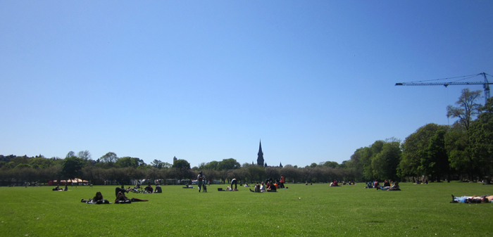 Edinburgh - The Meadows