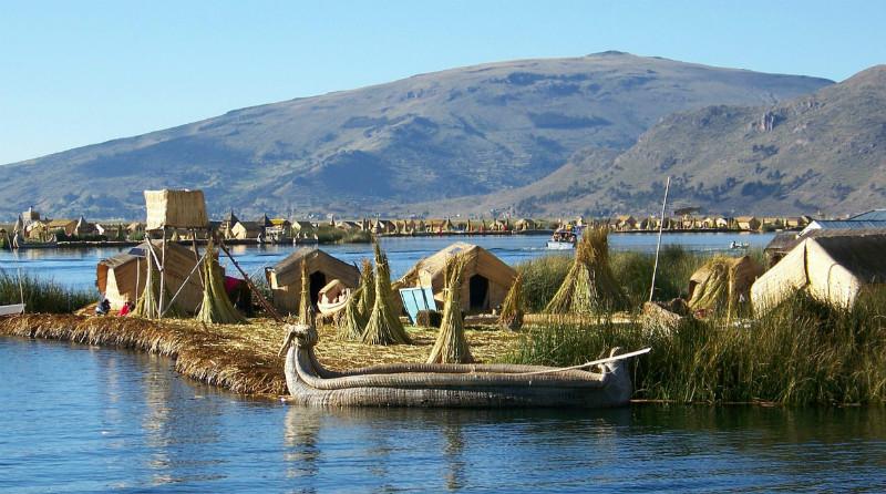 Perú - Lake Titicaca