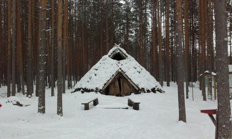 Cabaña de Rovastinoja