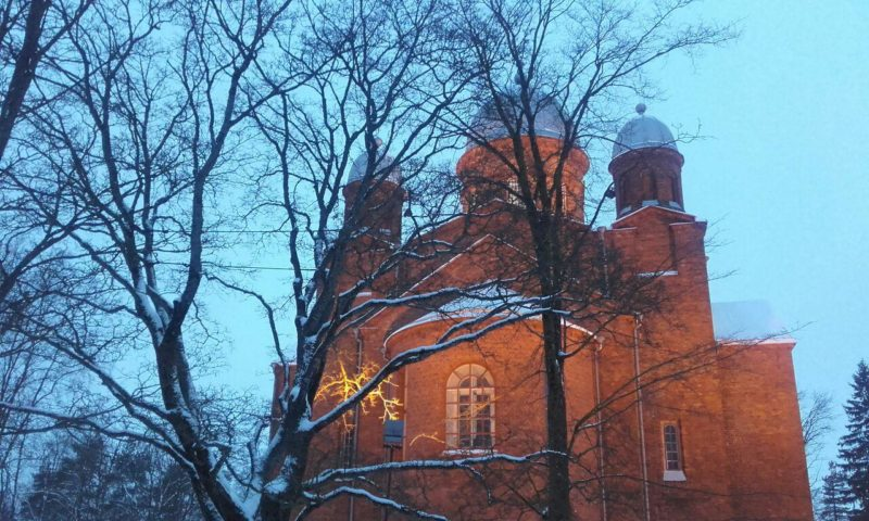 Iglesia de Lappeenranta