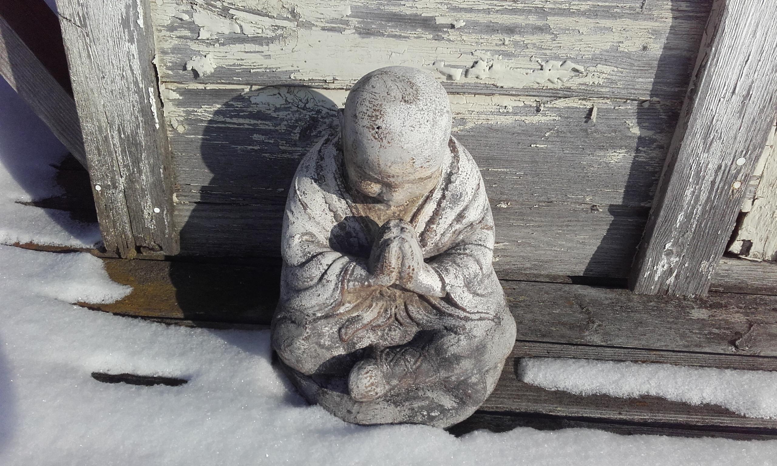 Pequeño Buda