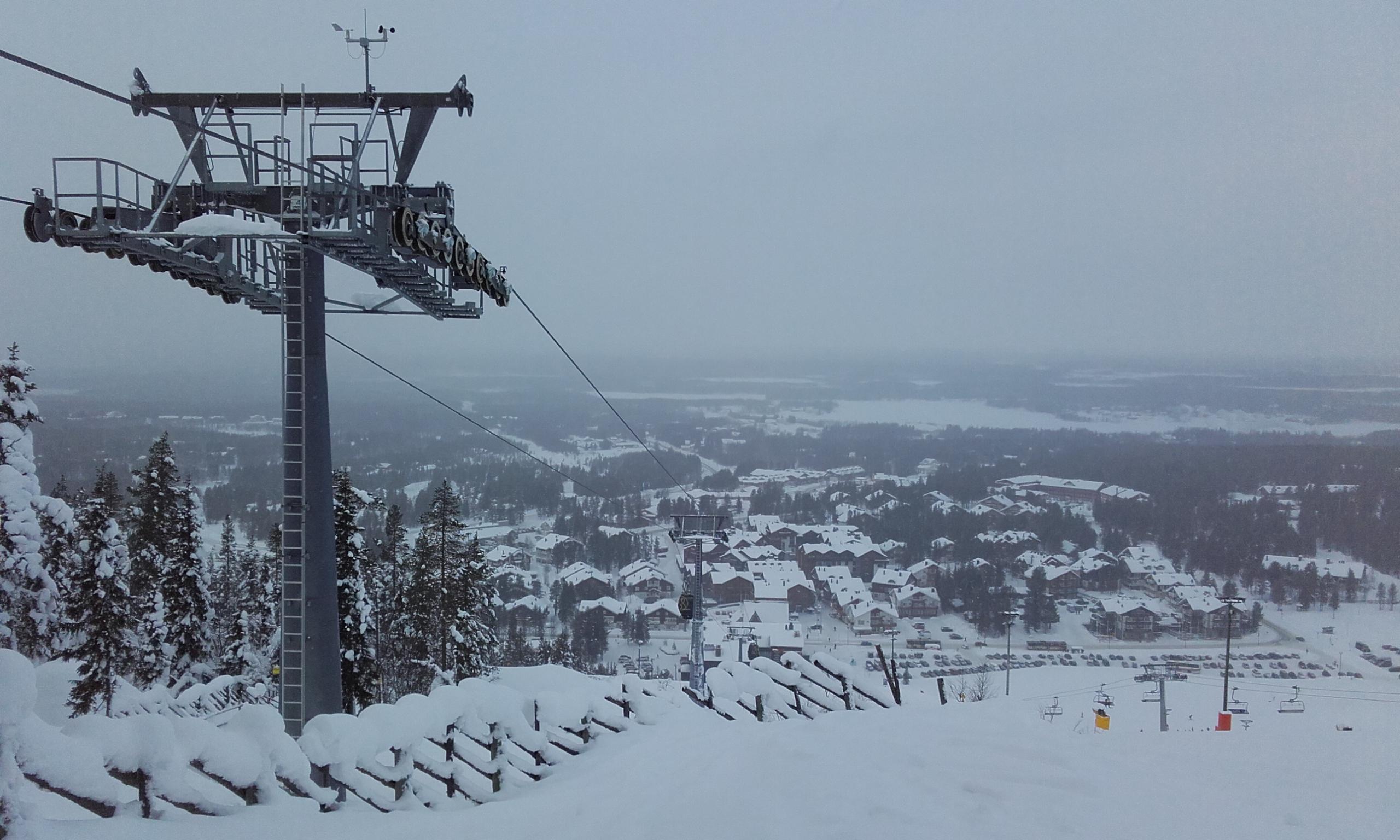 Estación de esquí de Levi