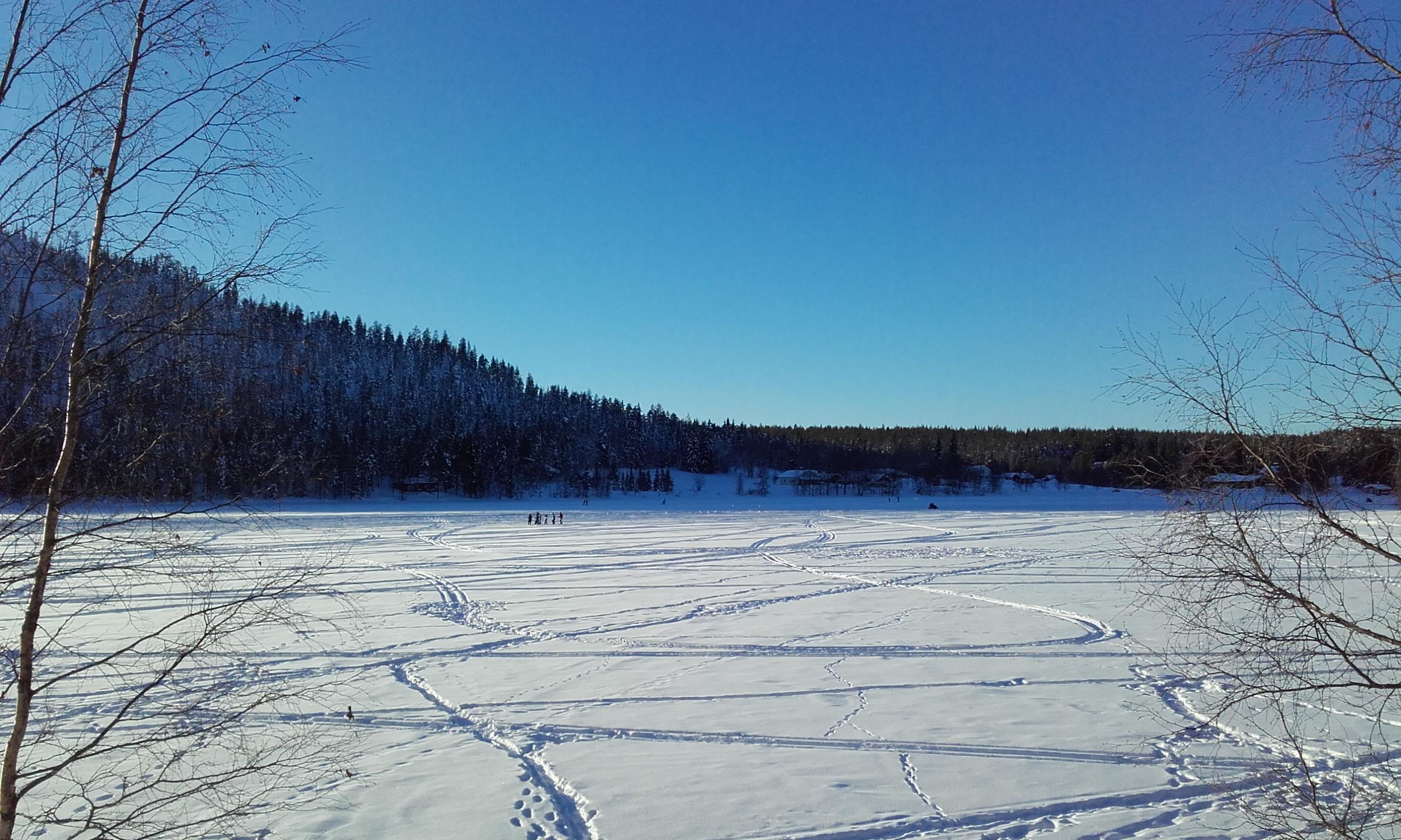 Lago Immeljärvi
