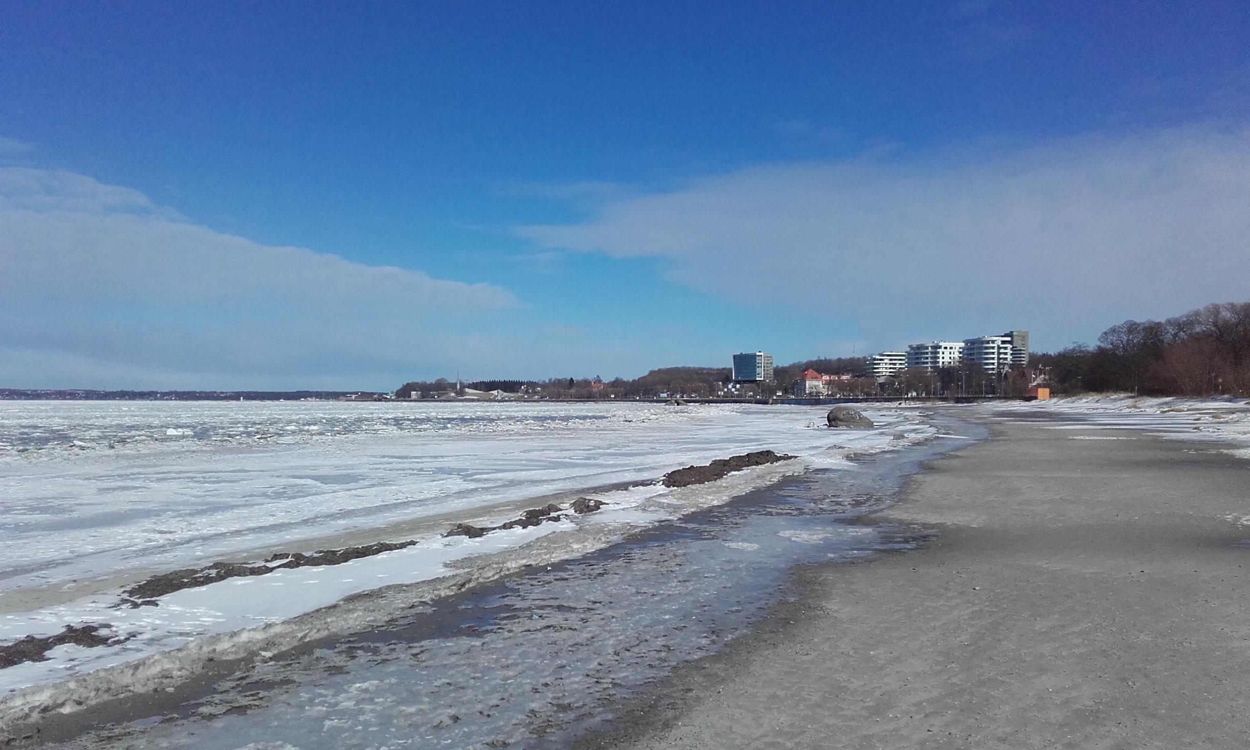 Paseo por la costa