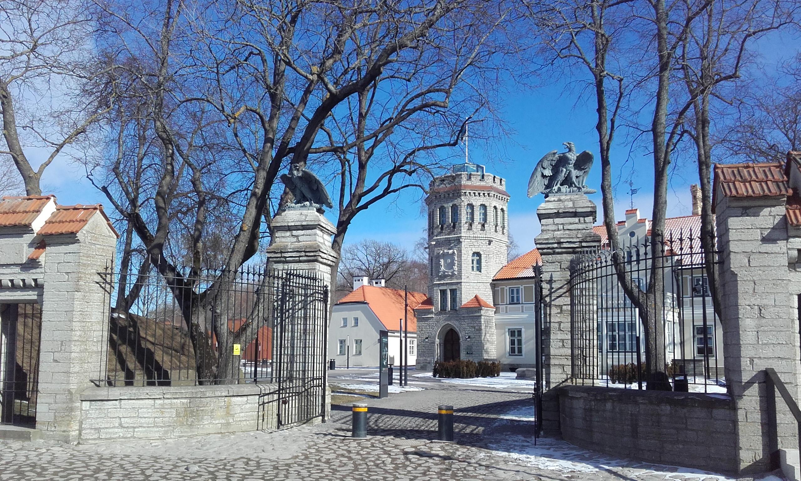 Castillo de Maarjamäe