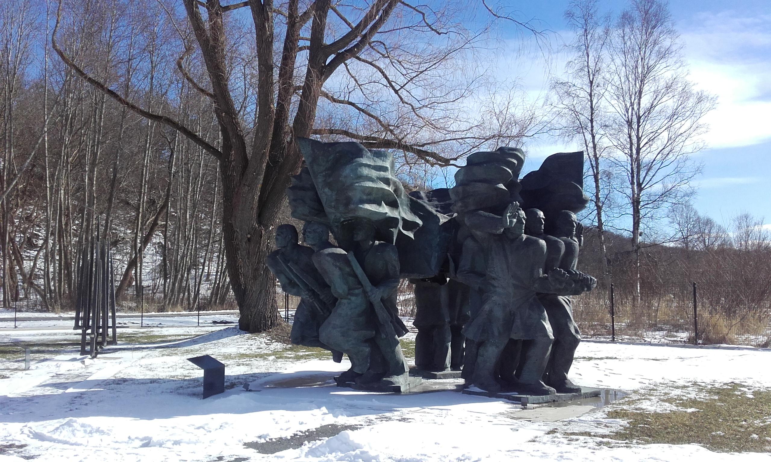 Parque de las estatuas de Maarjamäe