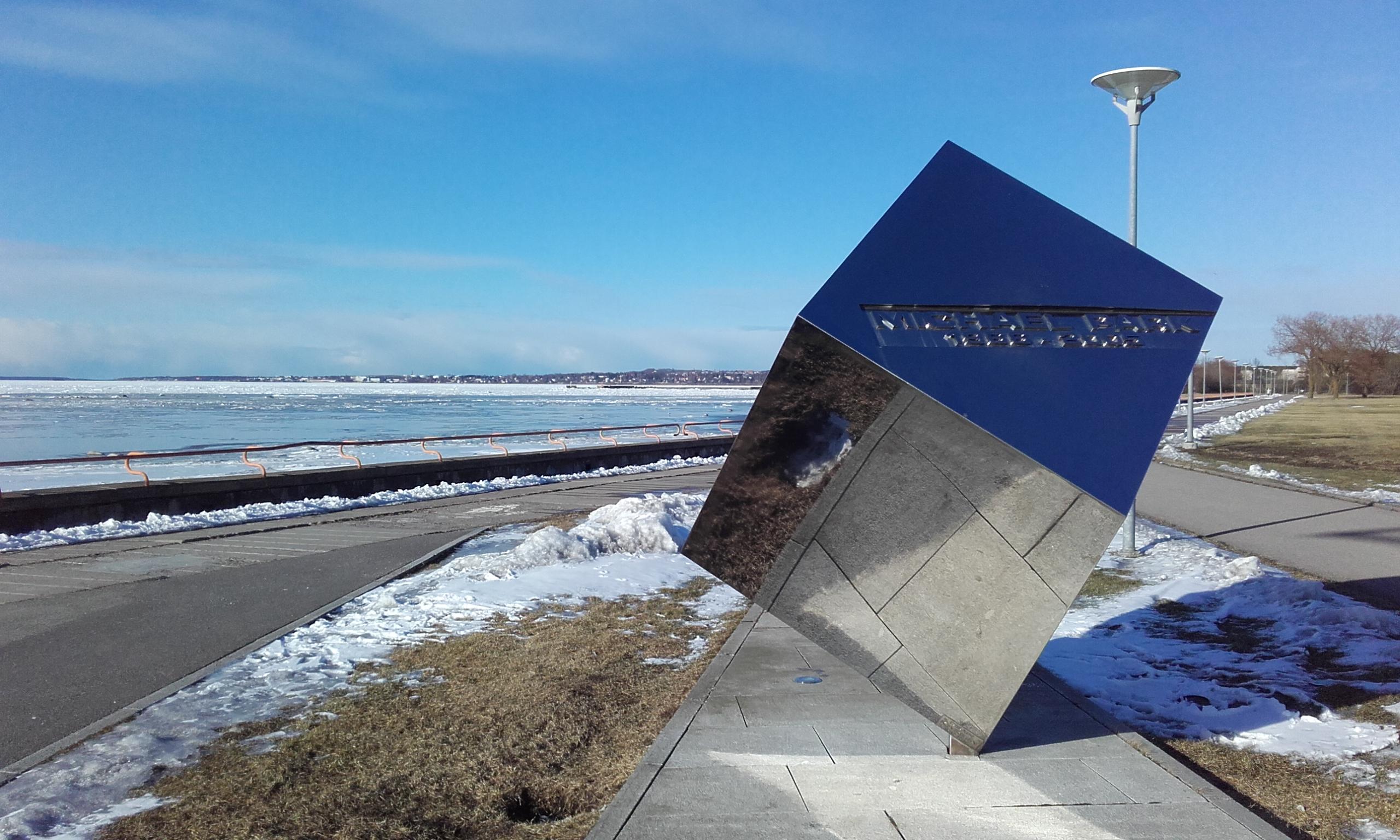 Monumento conmemorativo a Michael Park