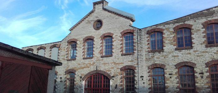 Fortaleza / prisión de Patarei