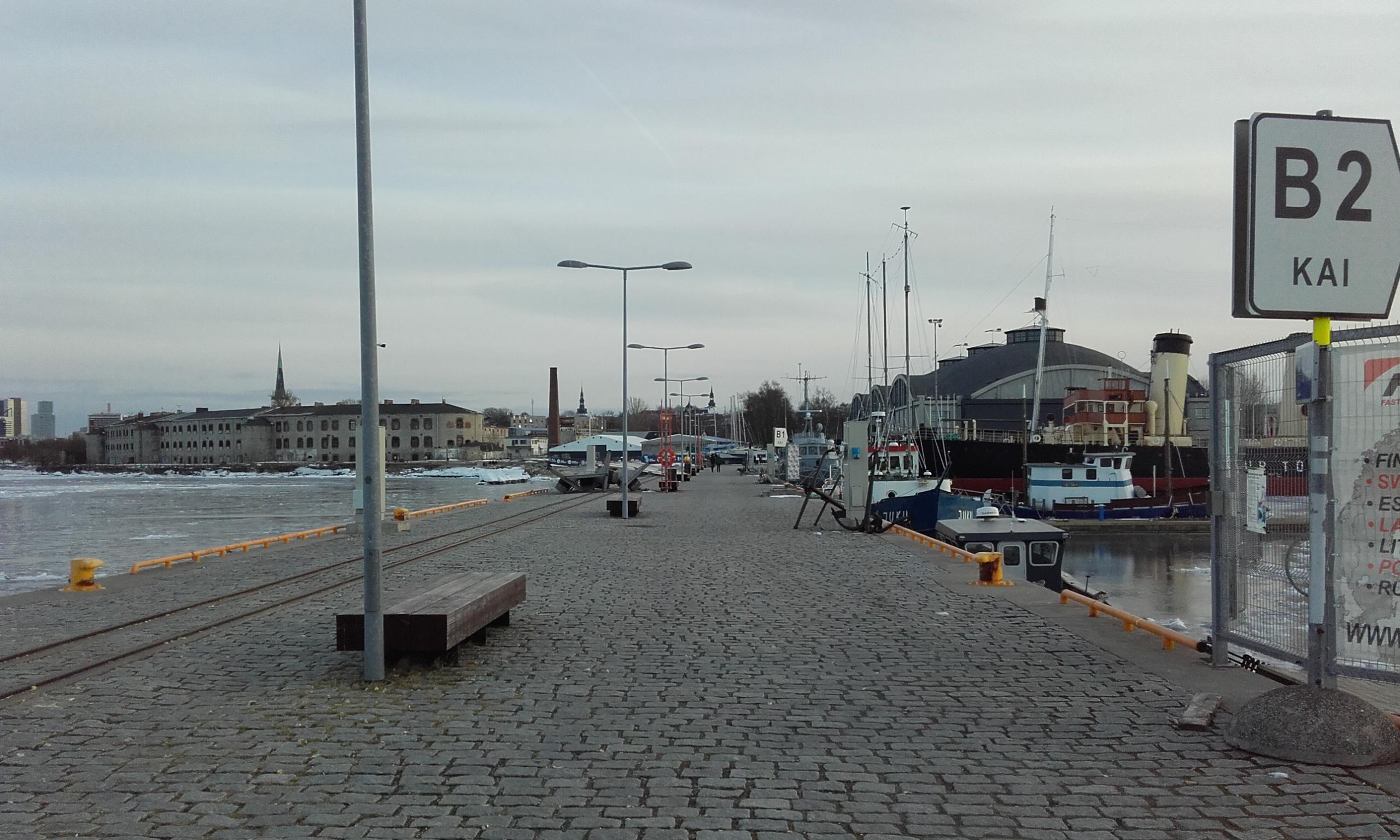 Puerto de Tallín