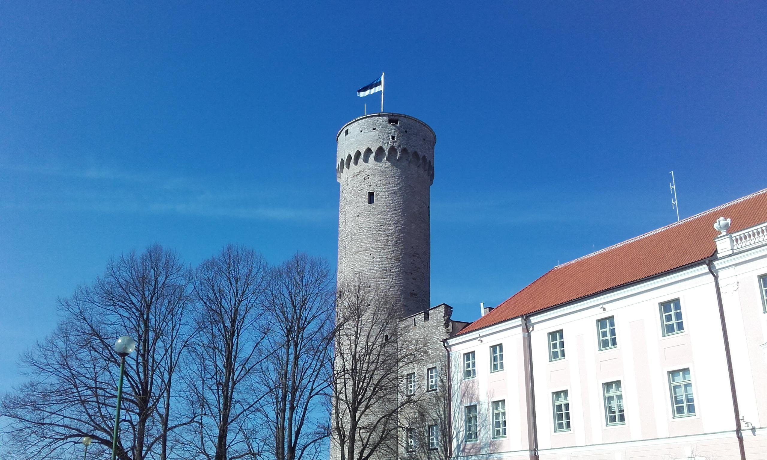 Torre del Castillo de Toompea