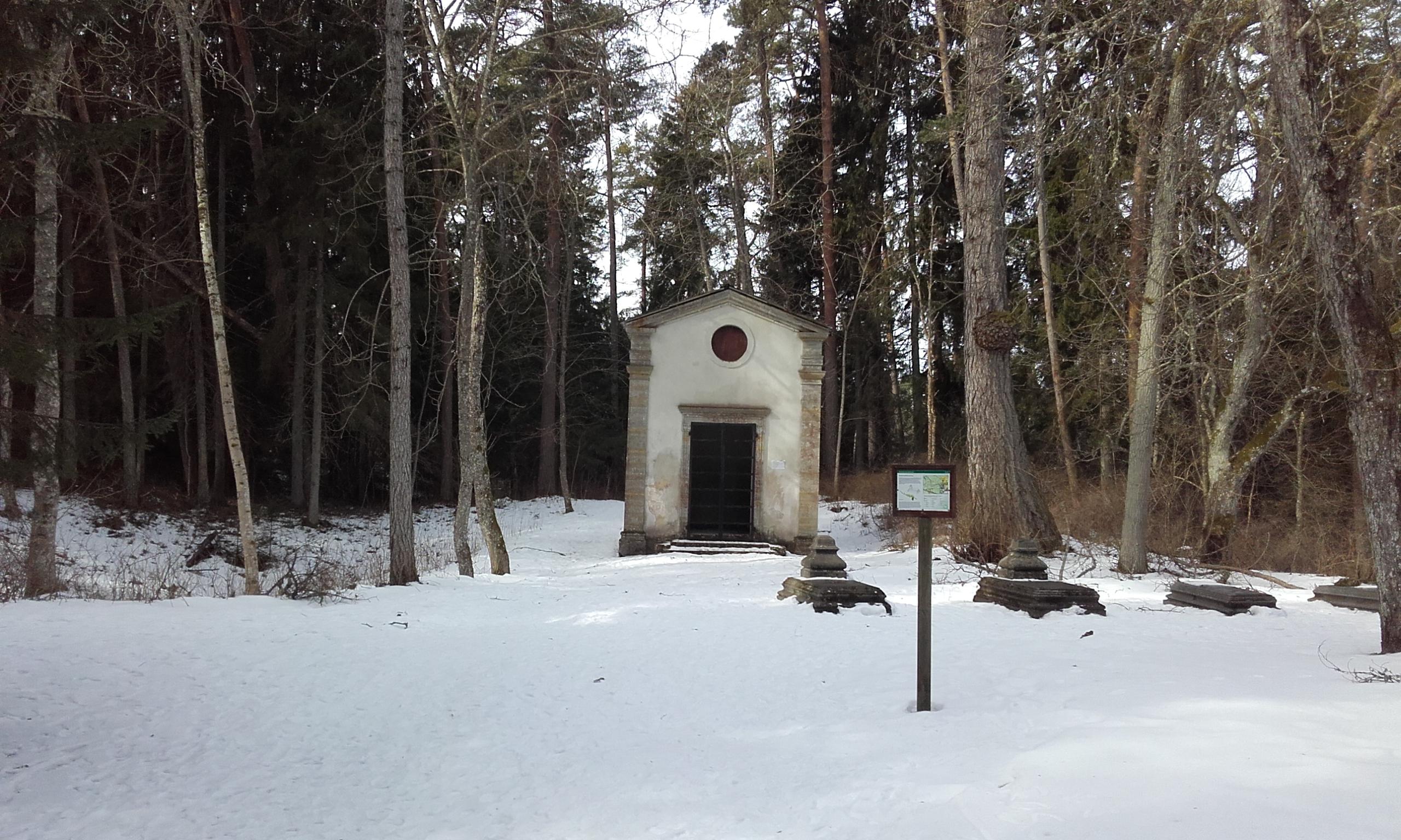 Cripta abandonada
