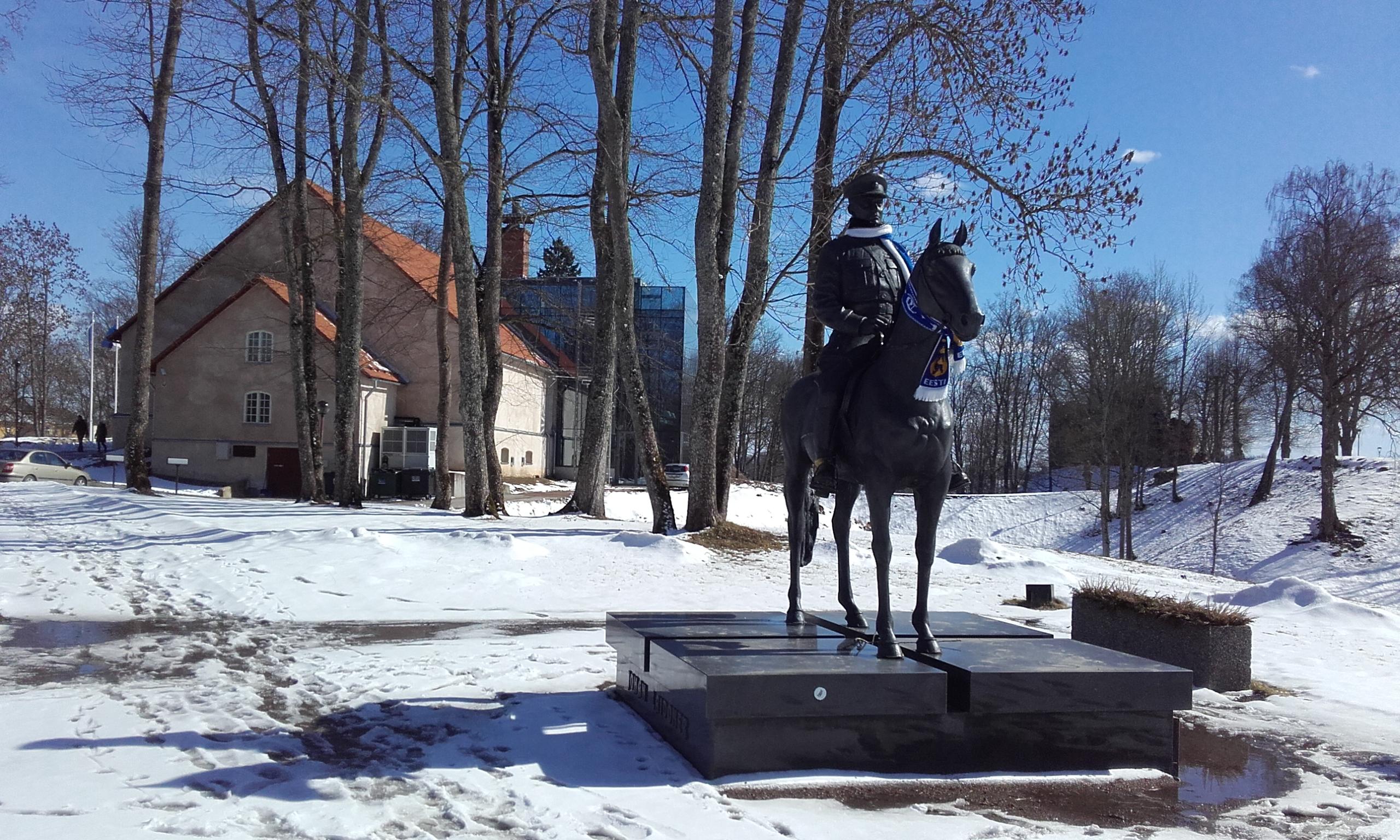 Monumento al General Johan Laidoner