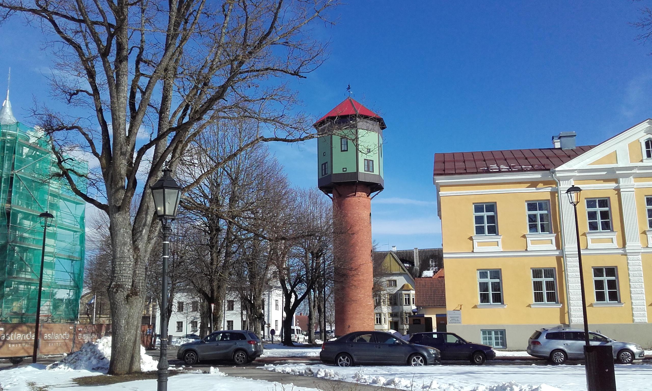 Antigua Torre del Agua