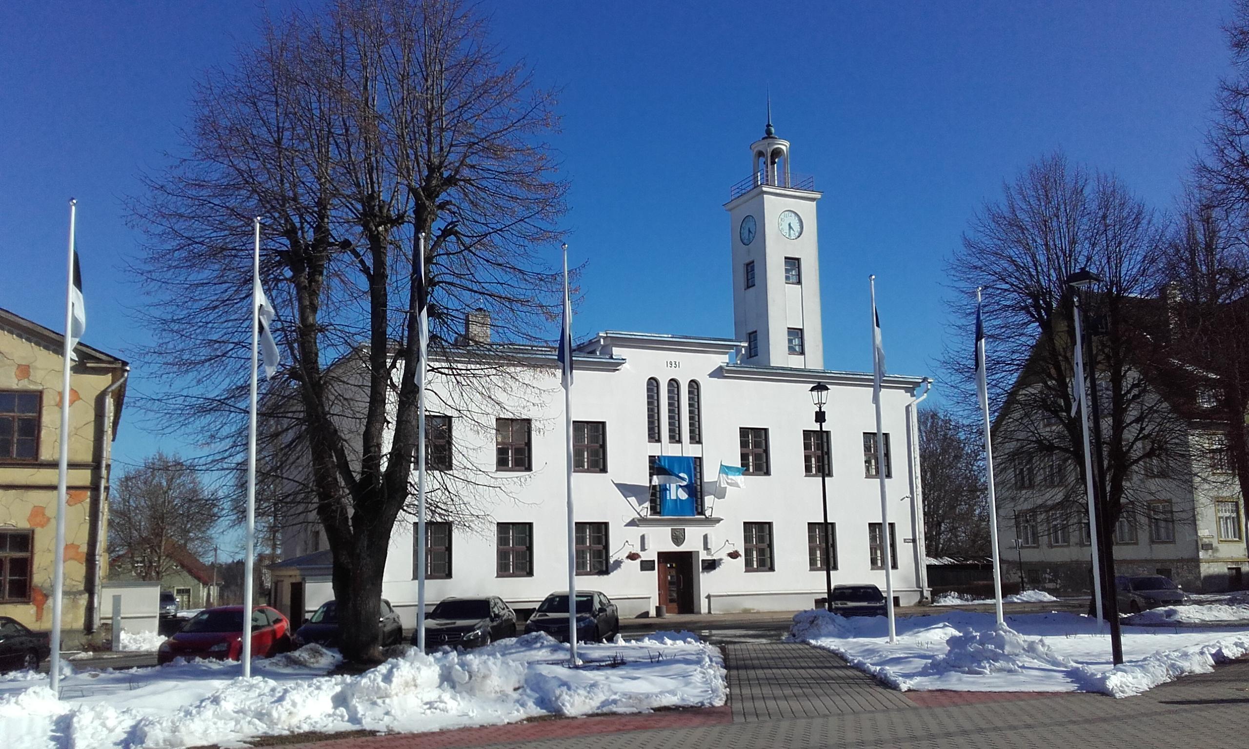 Ayuntamiento de Viljandi