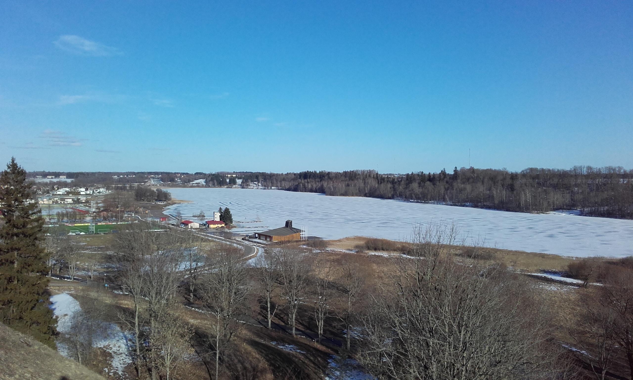 Lago Viljandi