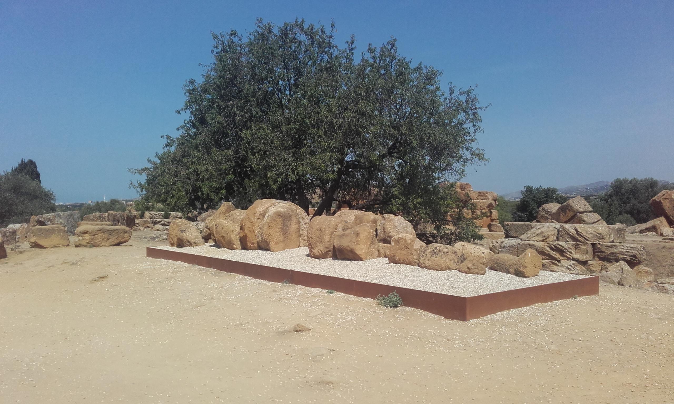 Estatua del Templo de Zeus