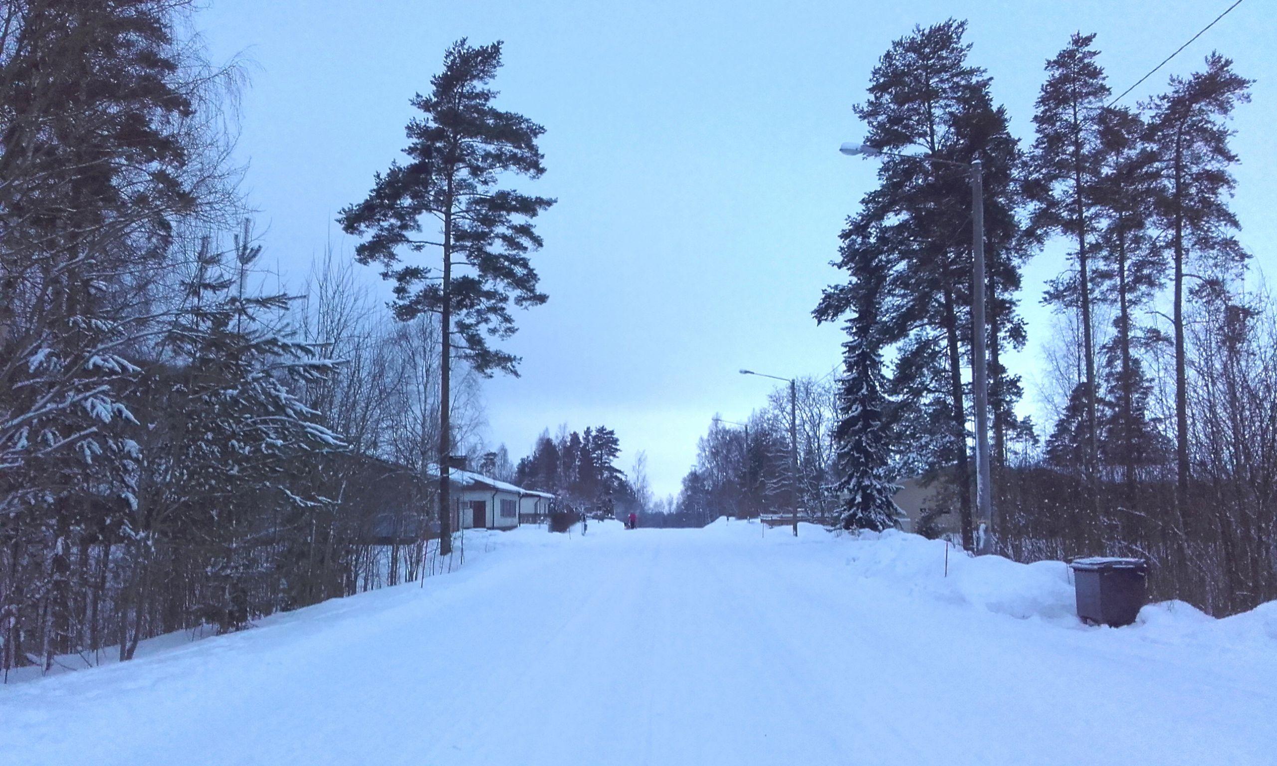 Adiós, Finlandia