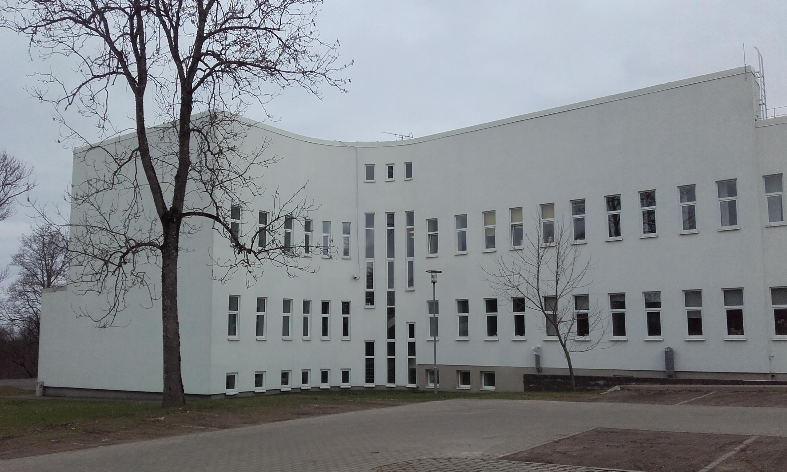 La escuela de artes de Sigulda