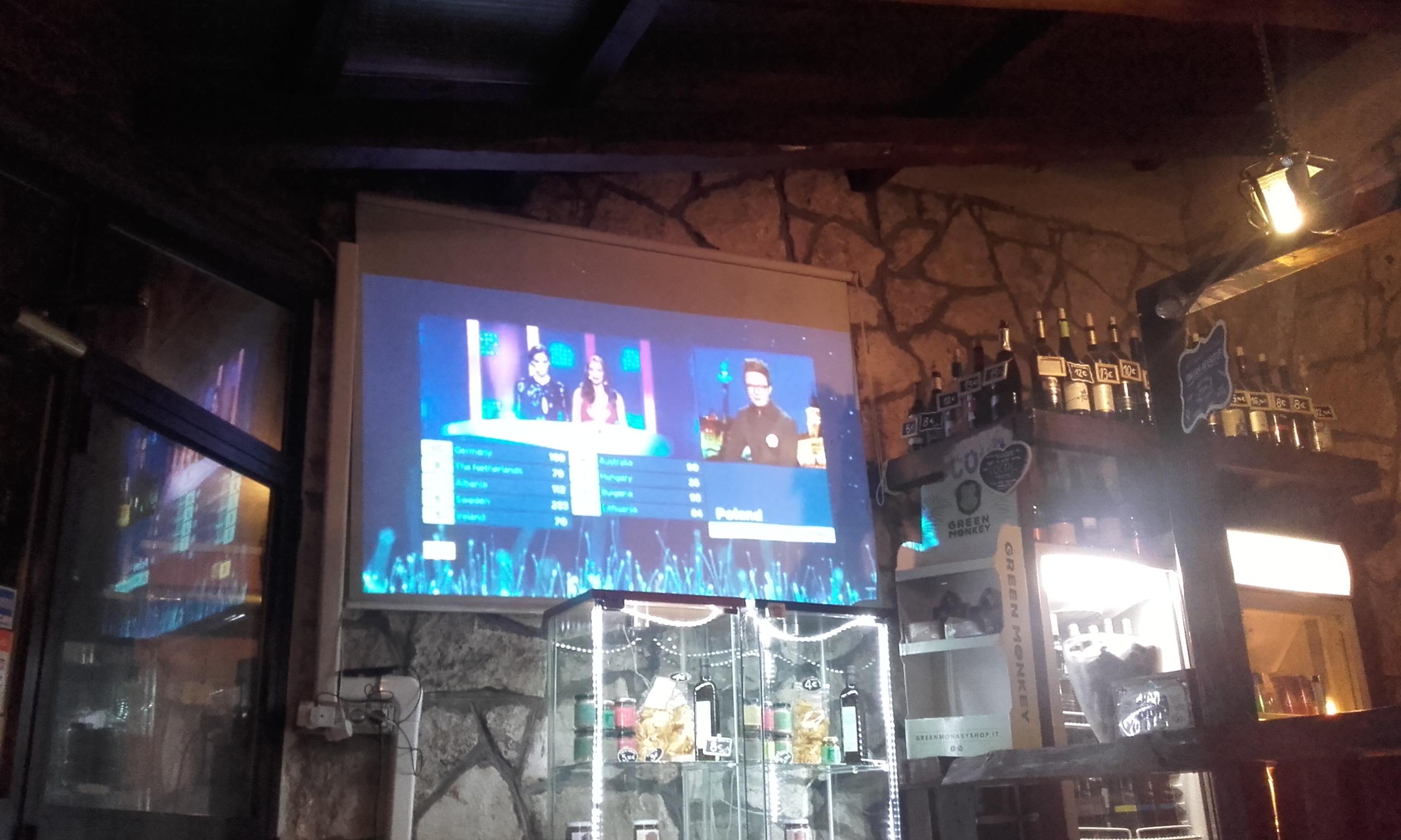 Últimos momentos antes de anunciar el/la ganador/a de Eurovisión