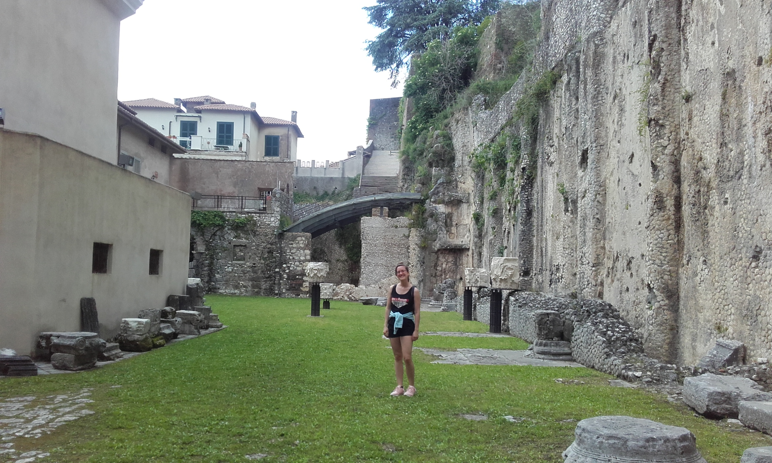 Sitio arqueológico del Antro delle Sorti