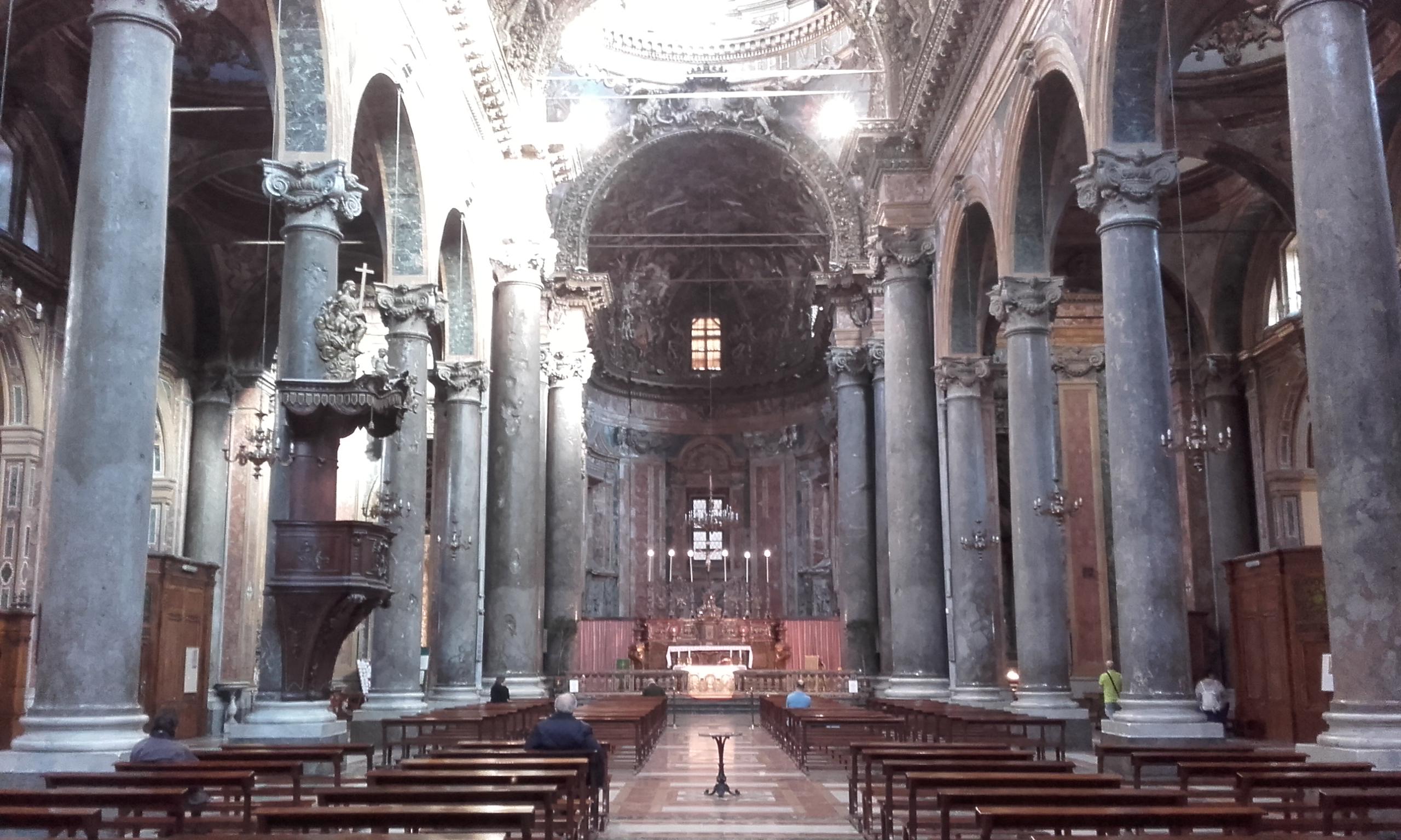 Iglesia de San Giuseppe dei Teatini