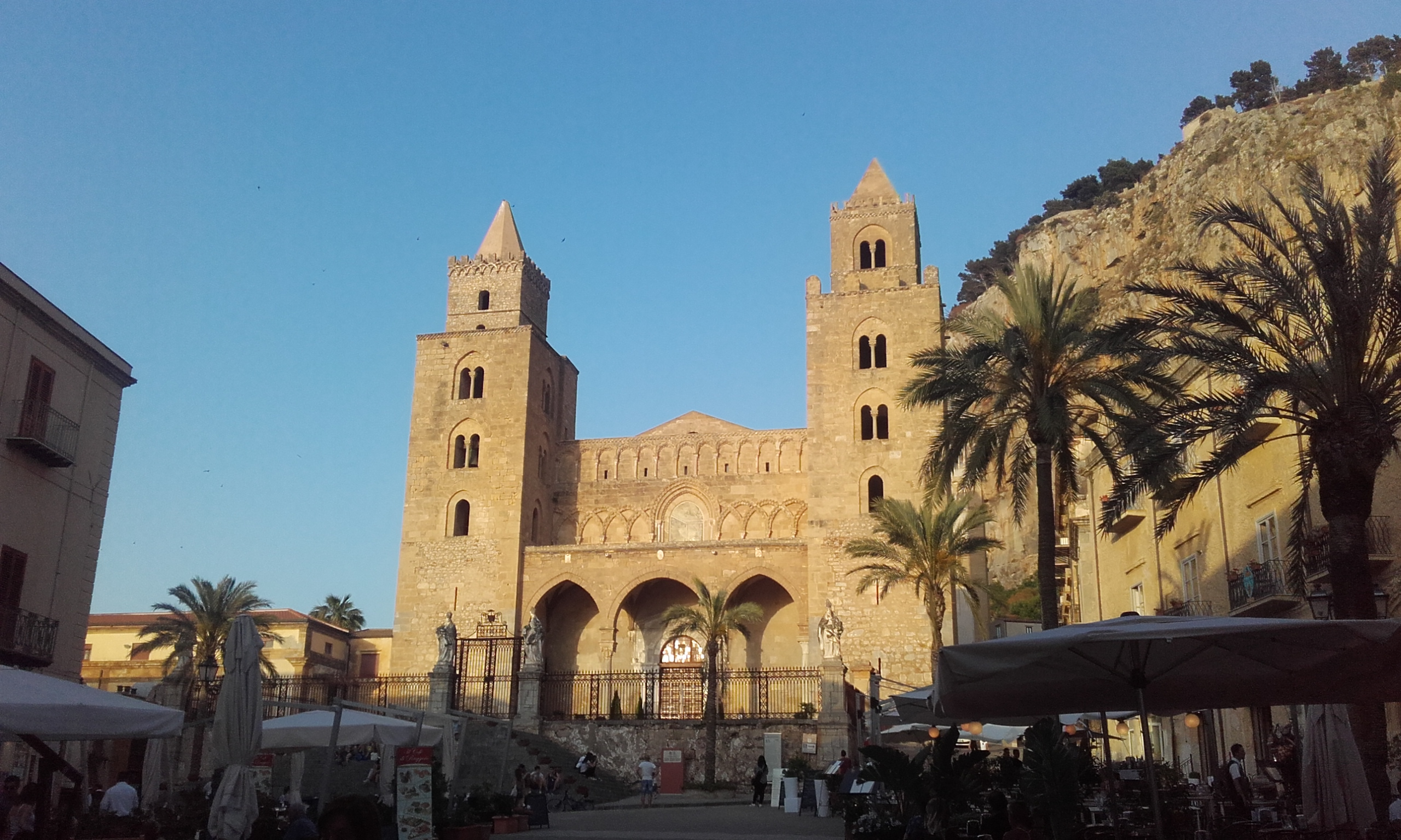 La catedral de Cefalú
