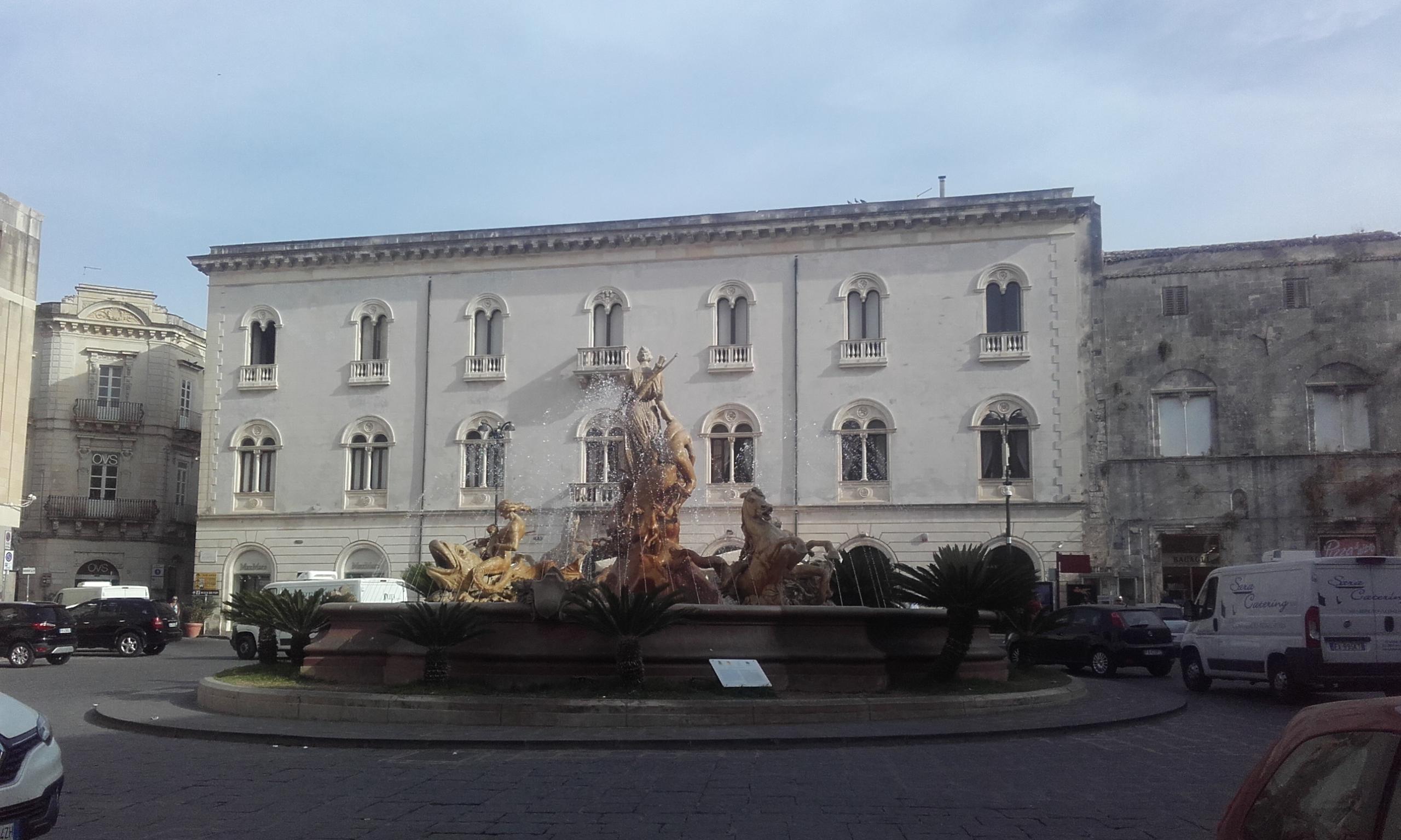 Plaza de Arquímedes