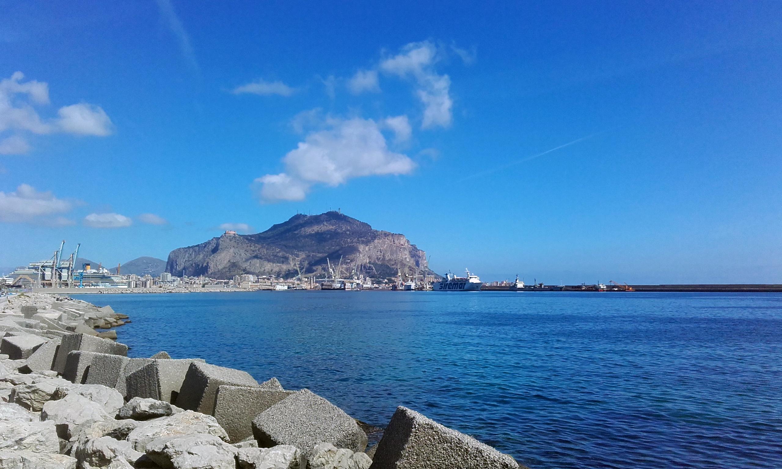 Primer día en Palermo
