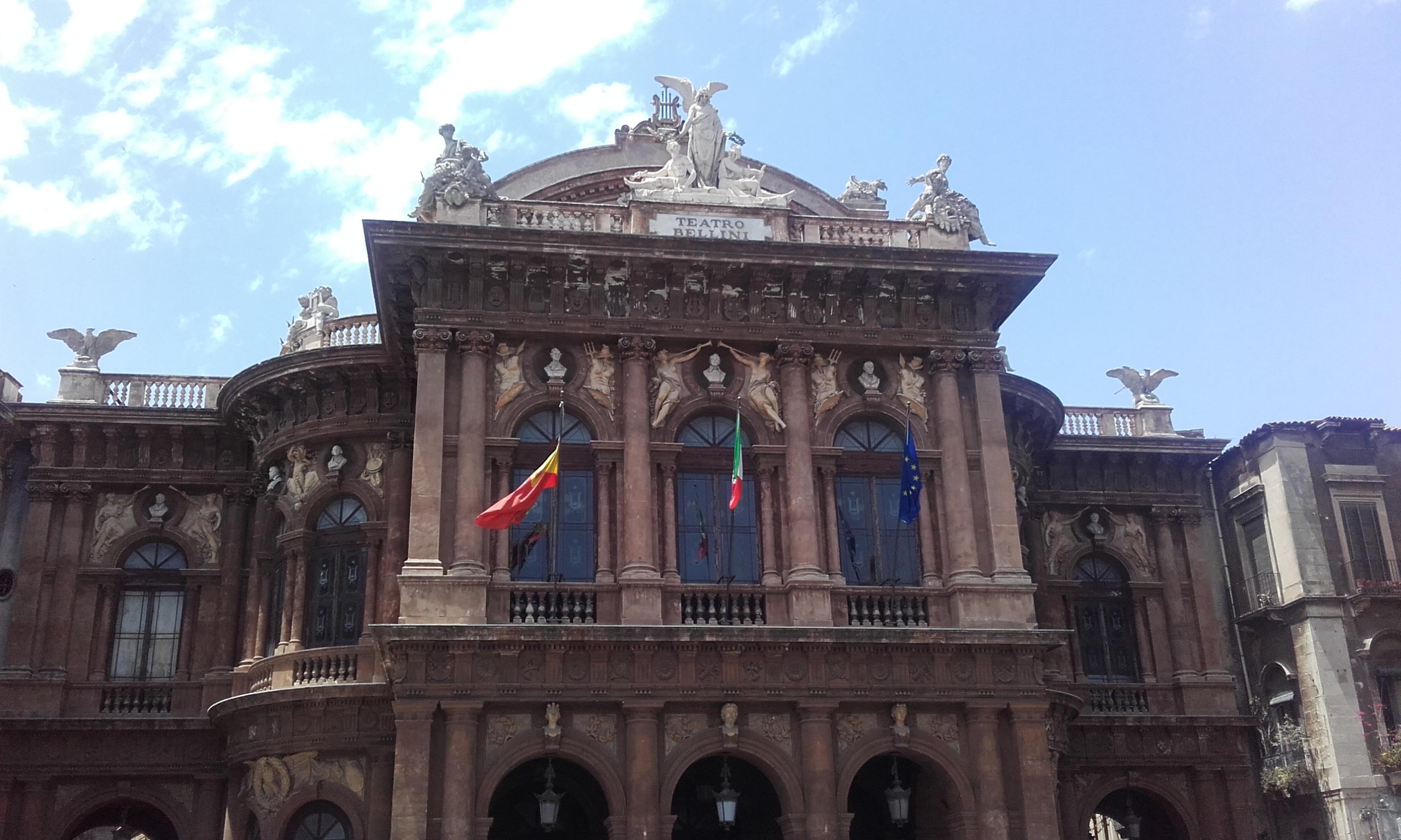Teatro Massimo Vincenzo Bellini