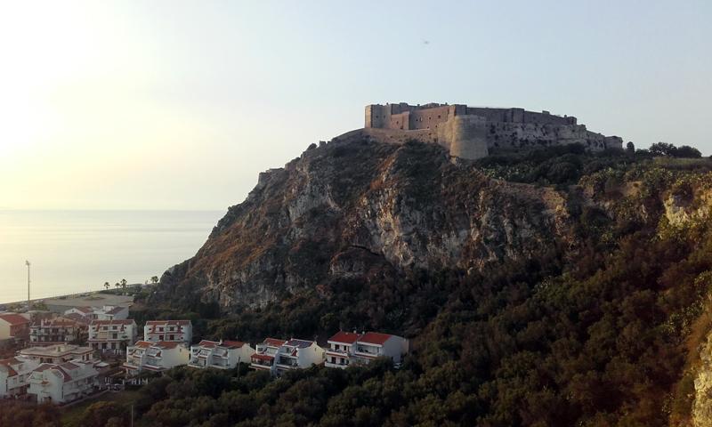 El Castillo de Milazzo