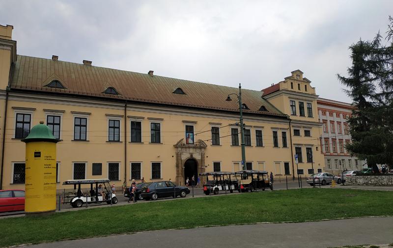 El Palacio Arzobispal