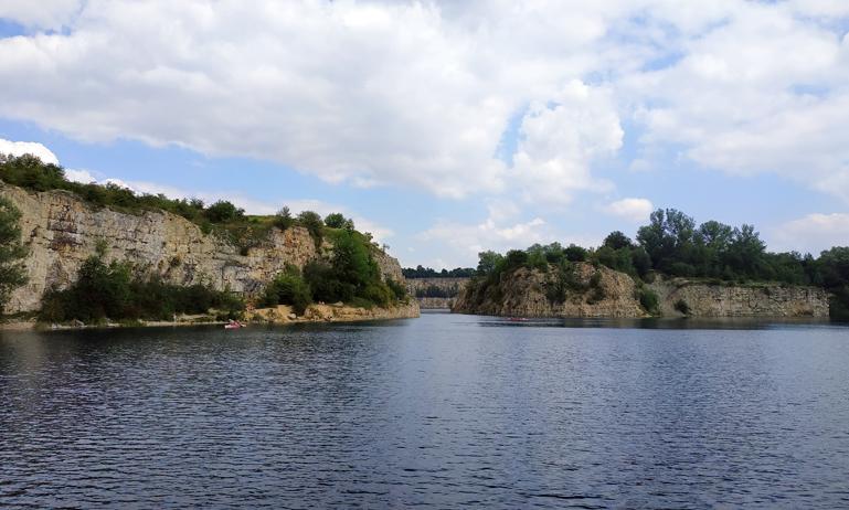 El estanque de Zakrzówek