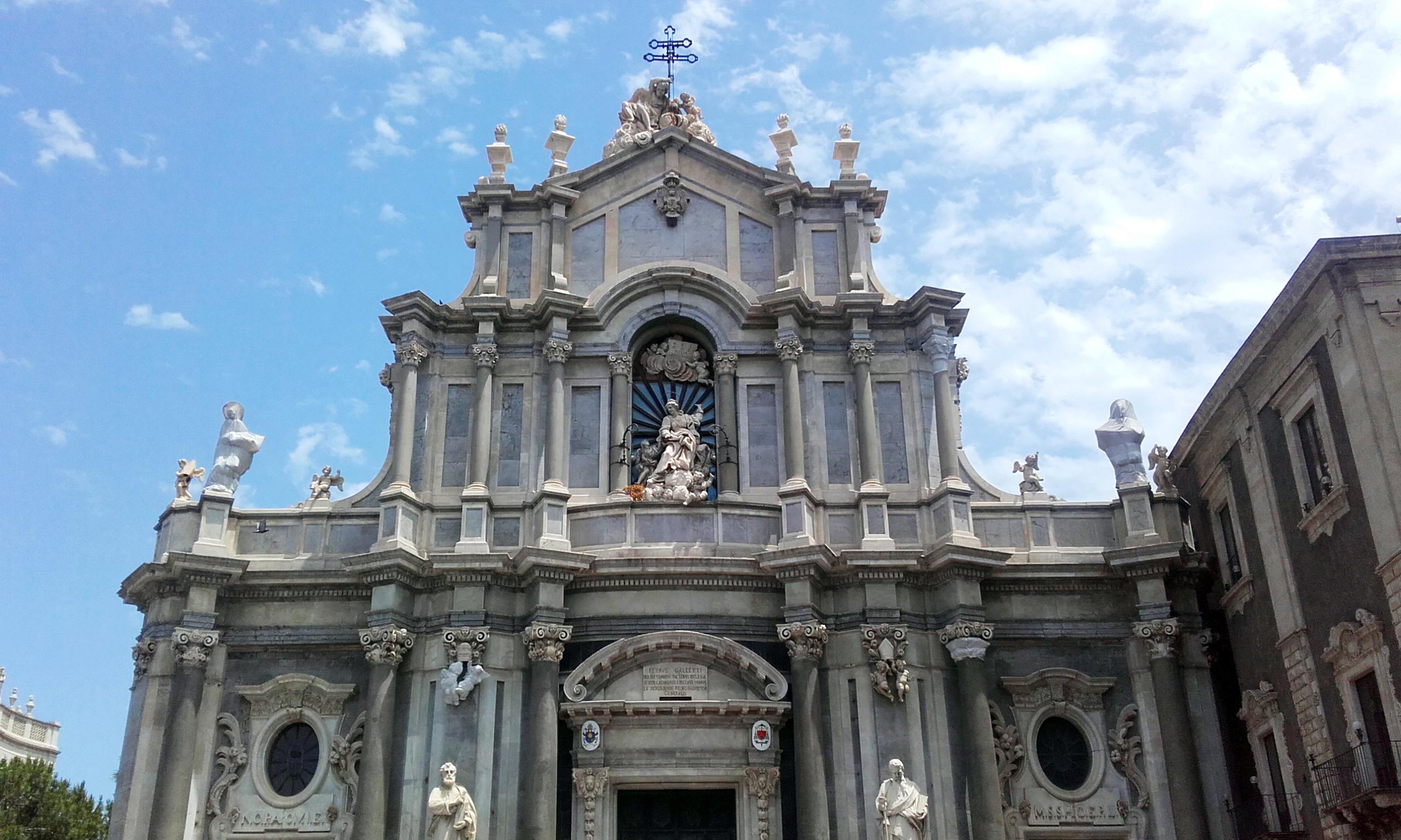 La Catedral de Santa Ágata de Catania
