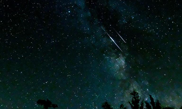 Estrellas fugaces
