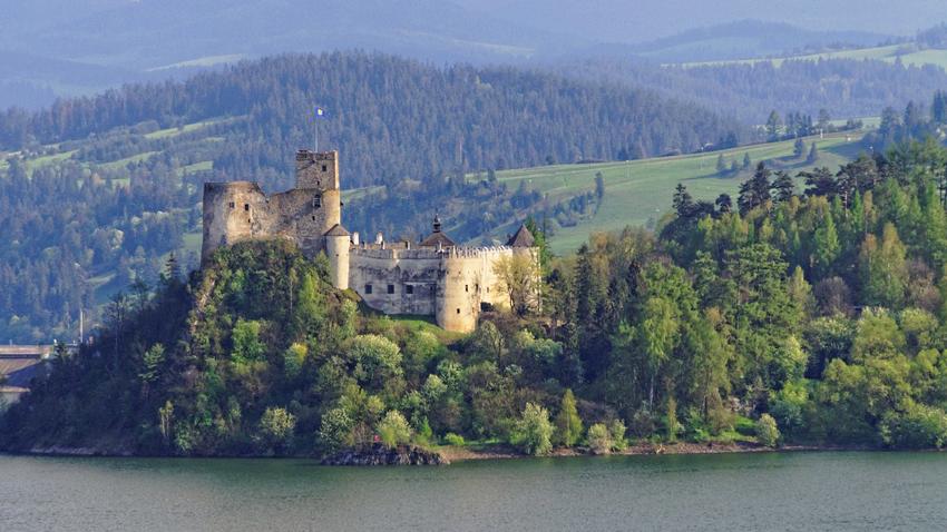 El Castillo de Niedzica